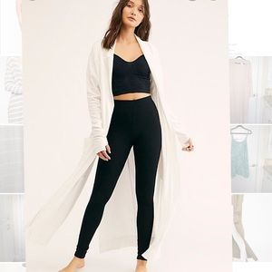 Free People Hang Out Cardigan